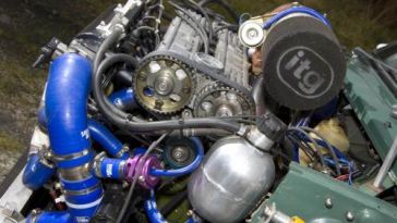 force racing don engine