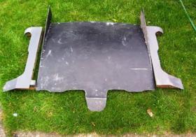 Carbon Fibre Fenced Rear Diffusers