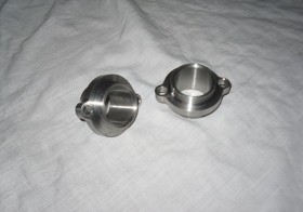 Exhaust Spigot Flanges