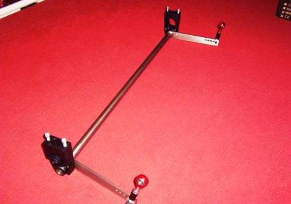 Titanium Rear Anti Roll Bars Image 1