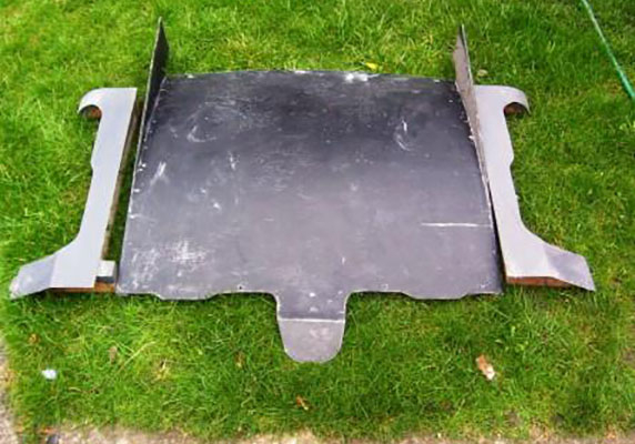 Carbon Fibre Fenced Rear Diffusers Image 1
