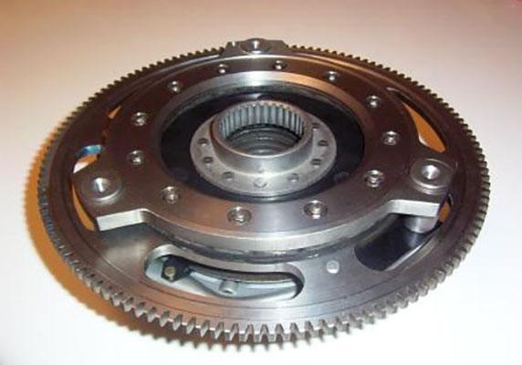 Ultra-Lightweight Titanium Flywheel Image 1
