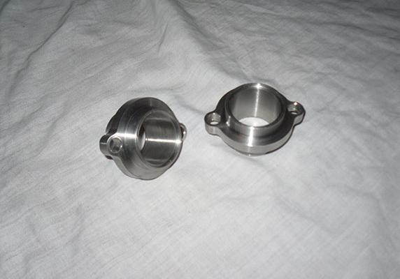 Exhaust Spigot Flanges Image 1