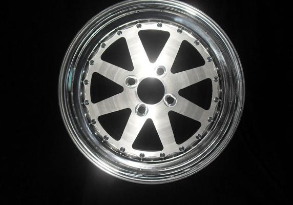 "15"" Three Piece Modular Wheels Image 1"