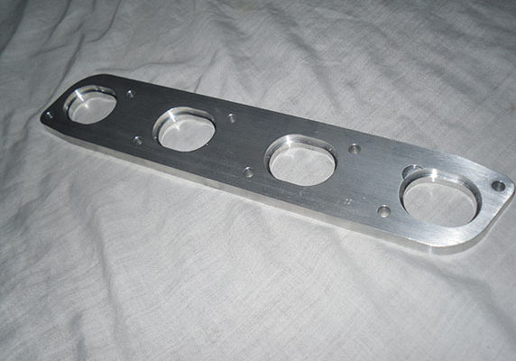 Inlet Manifold Flanges Image 1