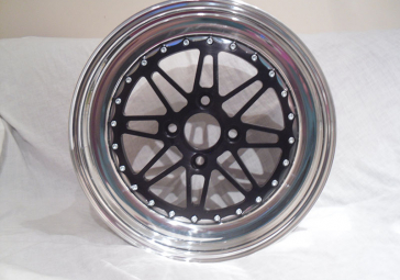 "16"" Three Piece Modular Wheels"
