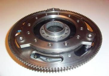 Ultra-Lightweight Titanium Flywheel