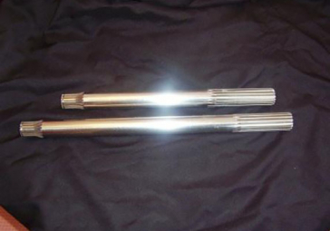 Titanium Drive Shafts