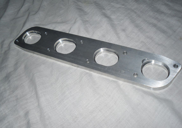 Inlet Manifold Flanges