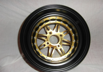 "13"" Three Piece Modular Wheels SLR 5"