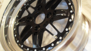 "15"" Three Piece Modular Wheels Image 6"
