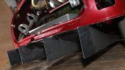 Carbon Fibre Fenced Rear Diffusers Image 3